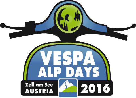 Vespa Alp Days 2016 - 70 Jahre Vespa